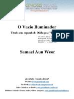 O Vazio Iluminador - Samael Aun Weor