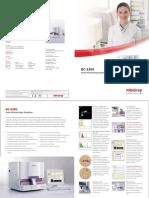 BC-5380 Hematology Analyzer Automatic Brochure.pdf