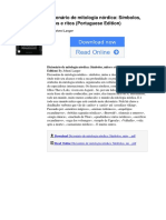 Dicionrio de Mitologia Nrdica Smbolos Mitos e Ritos Portuguese Edition by Johnni Langer b0183u1loc