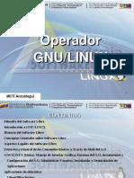 operador GNU