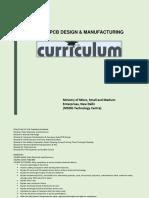 18. PCB Design & Manufacturing CURRICULUM