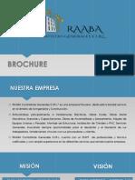 Brochure Raabacgeirl