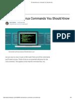 37 Important Linux Commands You Should Know.pdf