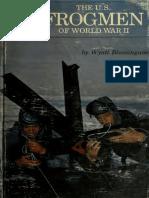 The U. S. Frogmen of World War II