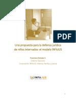 ESTRADA Una propuesta para la defensa jurídica de niños internados