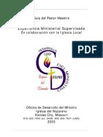 Experiencia Ministerial Supervisada En colaboración con la Iglesia Local.pdf
