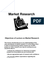 Market research .PPT