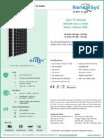RenewSys Mono-Module TDS.pdf