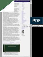 Apuntes de Filosofía Fisicalismo, inmaterialismo y dualismo