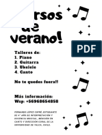 afiche cursos