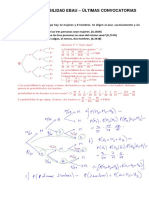Ejercicios Matemáticas de 2. Bachillerato CCSS
