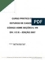 APOSTILA DO CURSO ASME SEC VIII - 2007.pdf