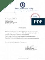Democratic Primary candidates