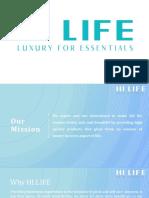 HI Life Products