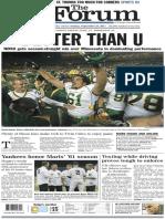 2011 Bison beat Minnesota