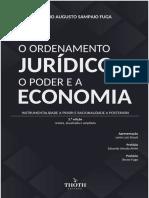 O Ordenamento jurídico, o poder e a economia