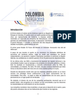 Colombia Energy 2019 Informe