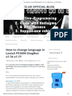 How to change language in Lexia3 PP2000 DiagBox v7.76 v7.77 _ OBDexpress.co.uk Official Blog