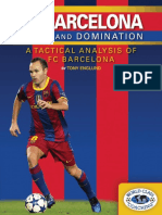 Estilo y Dominación Del FC Barcelona