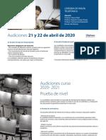 Escuela Reina Sofía. Audiciones 20-21. Violín (Marco Rizzi).pdf