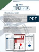Chronicall Brochure