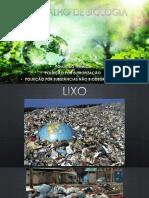 Trabalho de Biologia - Poluição Térmica, eutrofização e não-biodegradáveis