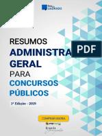 AMOSTRA - RESUMOS ADMINISTRAÇÃO GERAL PARA CONCURSO PÚBLICO .pdf