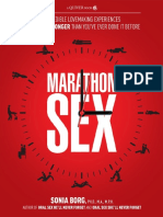 Marathon Sex - Incredible Lovemaking Experiences Hotter and Longer Than You Ve Ever Done It Before