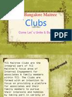 Bangalore Maitree Club Master 2012