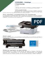 Samsung SL-M4072FD - Catalogo