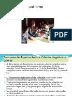 02- PPT - TRASTORNO DEL ESPECTRO AUTISTA -  Material de Apoyatura .pptx