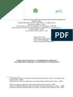 ENSINO DE MATEMÁTICA E TRANSDISCIPLINARIDADE