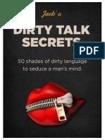 Jacks Sex Lessons Dirty Talk