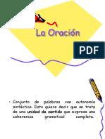 LA ORACIÓN Y PARRAFO COMUNICACIÓN UGT
