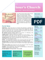 st saviours newsletter - 15 dec 2019 - advent 3