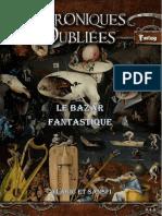 LE BAZAR FANTASTIQUE (d'Alaric et de Sansfi) v1.3