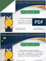 Diploma - Vanessa Erazo