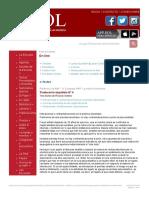 Indicaciones y contraindicaciones orientación lacaniana