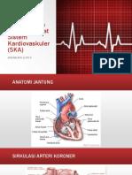 Keperawatan Gawat Darurat Sistem Kardiovaskuler (SKA)
