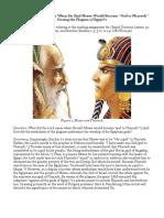 Gary A. Rendsburg - Moses, as God to Pharaoh.pdf