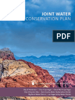 SNWA Joint Water Conservation Plan 2019-2024