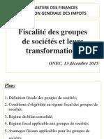 Groupedesocietes Regime Fiscal