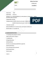 TOPHEALTH SUNOF+ Butyl Methoxydibenzoylmethane msds