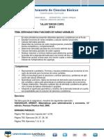 Taller III Cálculo diferencial de Economia. 2019-3.docx.pdf