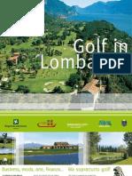 I Golf Lombardi - www.bresciatourism.it