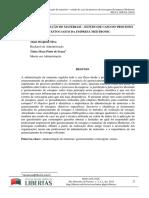 Administracao de Materiais Estudo de Caso Do Processo de Estocagem Da Empresa Medtronic