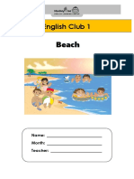 English Club 1 - Pack .pdf