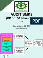 AUDIT SMK3 PP 50 th 2012