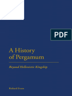 A History of Pergamum_ Beyond Hellenistic Kingship,Richard Evans (2012, Bloomsbury Academic)