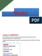 8. Modulo